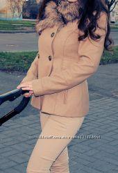 Шерстяное пальто Victoria secret S в идеале