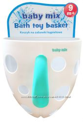 Контейнер для игрушек в ванную от Акуку Baby Mix 708