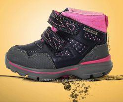 Демисезонные непромокаемые ботинки Aqua-Tex D. D. Step