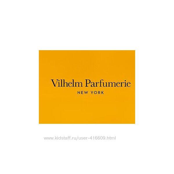 Сэмплы Vilhelm Parfumerie edp 2 мл. Ниша