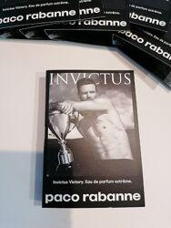 Сэмплы Paco Rabanne- Invictus Victory 1.5 мл