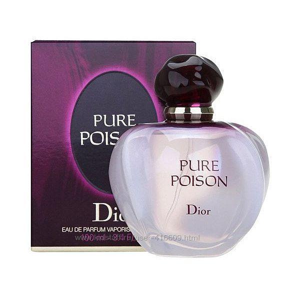 Dior - Pure Poison edp распив от 5 мл.