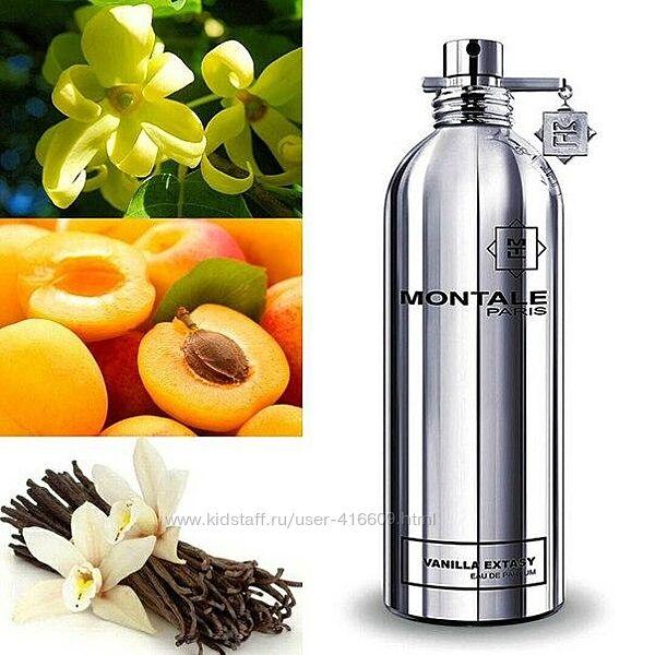 Montale - Vanilla Extasy edp распив от 3х мл.