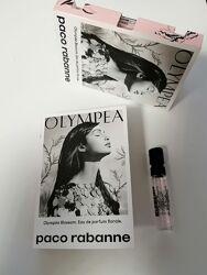 Сэмплы Paco Rabanne- Olympea Blossom. НОВИНКА 2021