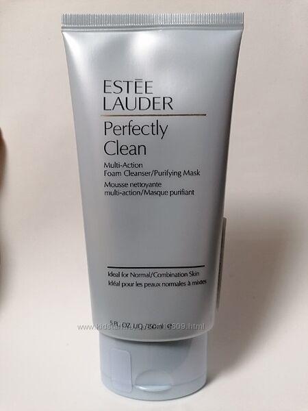 Estee Lauder-Пенка для умывания и маска 2в1 -150мл