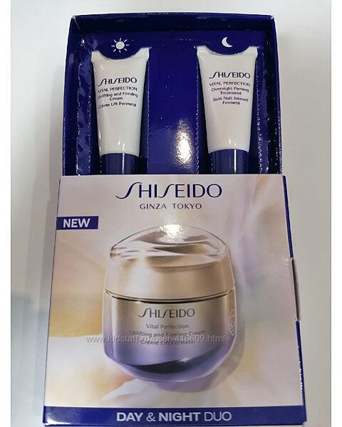 Набор кремов 5 мл Shiseido Vital Perfectionподарок
