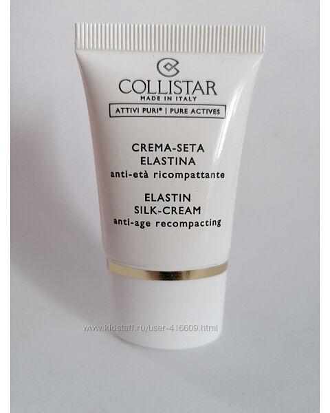 Collistar - Collistar Pure Actives Elastin Silk Cream - Крем-шелк с эластин