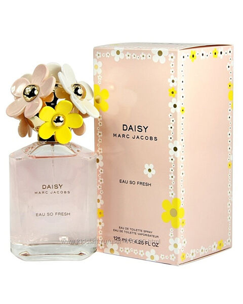 Marc Jacobs - Daisy Eau So Fresh edt распив. Скидка 5 от 15 мл.