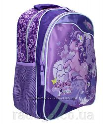 Рюкзак школьный Rainbow Lovely Pony 7-521
