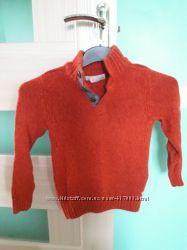 Теплый свитер Н&М