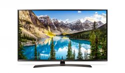 Новый телевизор LG 49UJ634V, 2018г. Ultra HD-4K, SmartTV, Wi-Fi 1600Hz