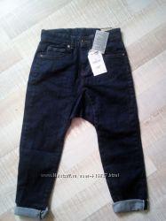 всего 900 р. новые джинсы Зара, 140 см