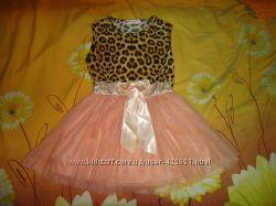 Платье - туника, р. 5-6