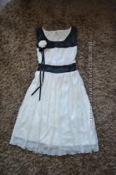 Очень красивое шифоновое платье Bonprix