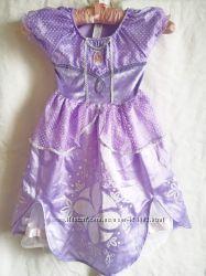 Платье принцессы Софии на 1 -2 года, на 80 -92 года