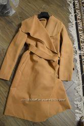 Пальто-халат демисезон