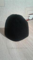 Теплая шапка на мальчика подростка
