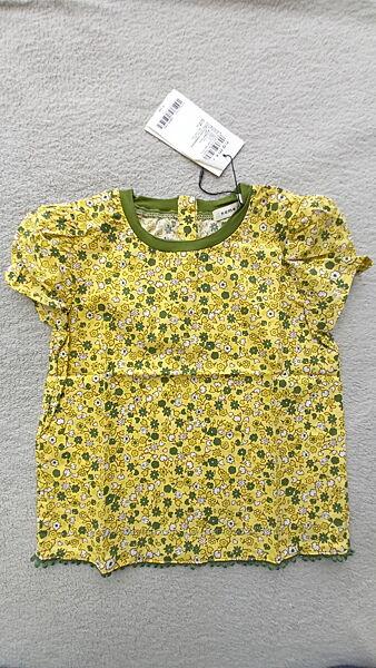 Футболка, майка, блузка, футболка, для девочки