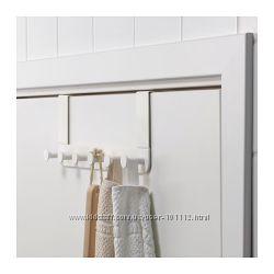 Очень удобные и функциональные дверные вешалки . ИКЕА . В наличии .