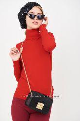 Теплый женский гольф высокого качества Милано, кисми