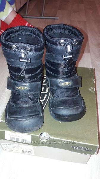 Ботинки Keen - амер. размер 13-  стелька   18-18, 5см