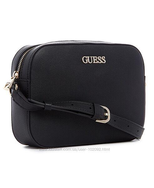 Очень практичная и красивая сумка кроссбоди GUESS. Оригинал