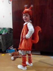 Прокат карнавального костюма Белочки