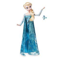 Кукла Эльза Дисней Холодное сердце Frozen Disney