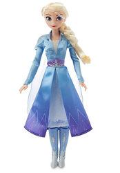 Эльза поющая музыкальная Холодное сердце 2 Disney Elsa Singing Doll