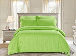 Комплект постельного из страйп-сатина/сатина комфортный сон