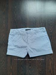 Размер XS Стильные фирменные хлопковые шорты