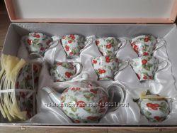 Чайный сервиз Royal crown земляника