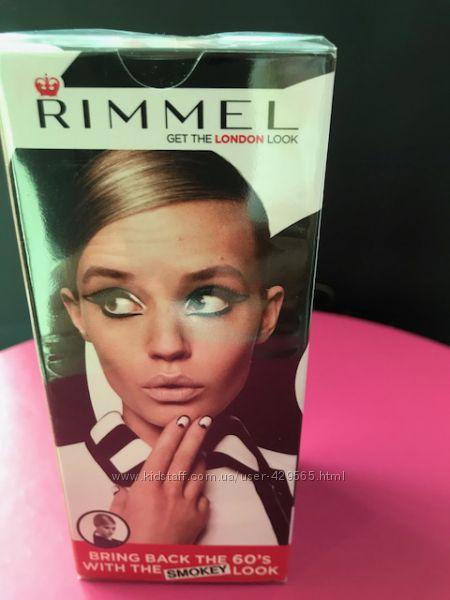 Rimmel набор для макияжа глаз смоки go retro smokey