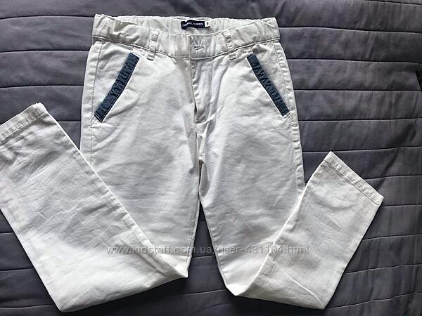 Нарядні білі брюки