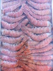 Креветка Аргентина свежемороженая хвосты 1 кг