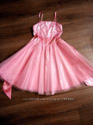 Платье нарядное длина 80 см