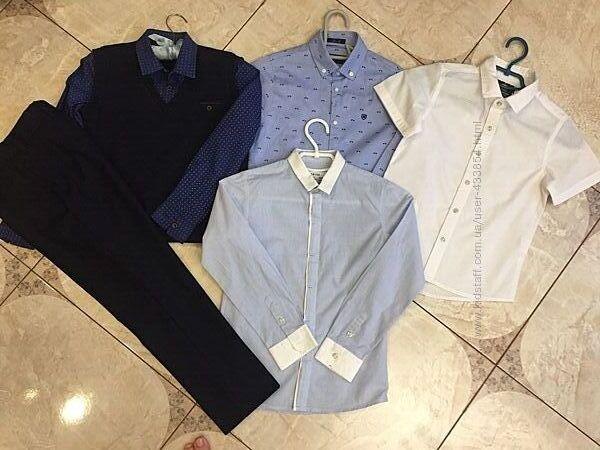 Фирменные рубашки, 128-134