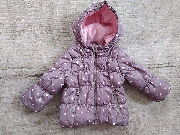 Куртка на весну/осень, демисезон OshKosh, теплая