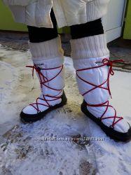 Дутіки Tommy Hilfiger на сильні морози