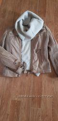 куртка кожа Италия скидка