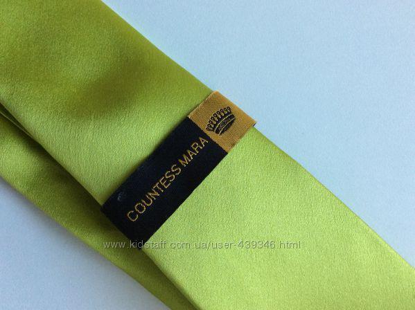 Новый фирменный галстук Countess Mara