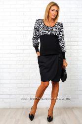 Стильные юбки для беременных