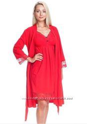 пижамы ночнушки и халаты для беременных и кормления