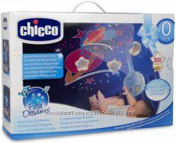 Chicco Игрушка на кроватку Волшебные звёздочки голубая 02429. 20