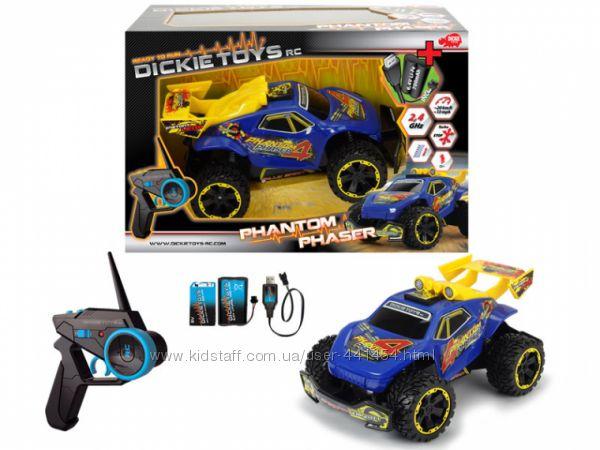 Автомобиль Dickie Toys Внедорожник Фантом на ру зарядным устр USB 1119110