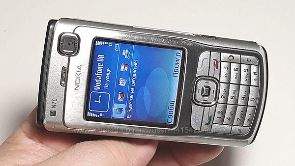 Nokia N70. Капсула времени из Германии. Life timer 226 часов 57