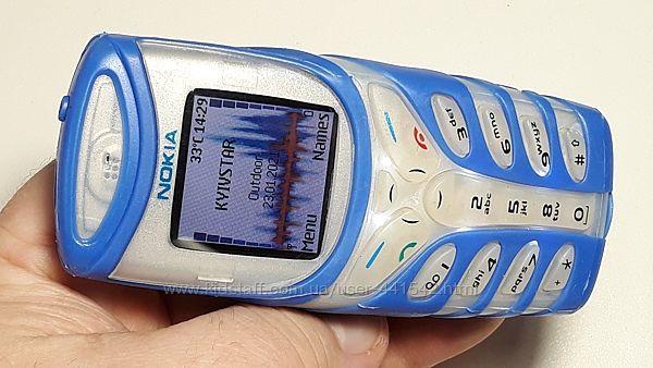 Nokia 5100 Blue Sport из Германии 2004 года