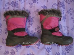 Сапожки детские сапоги Kamik сноубутсы - 18 см стелька, 28-29р.
