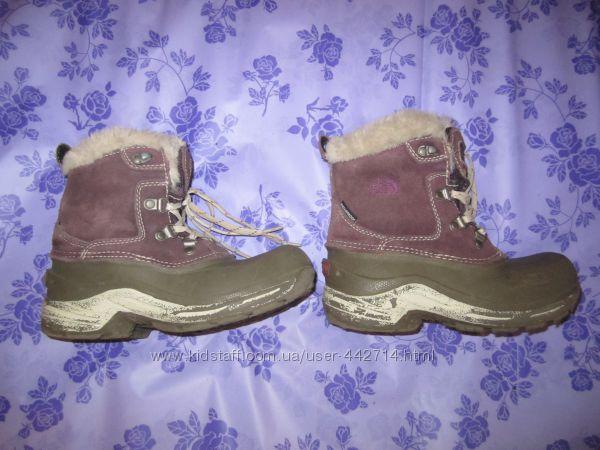Ботинки сноубутсы The North Face, 20 см, 29-30 р.
