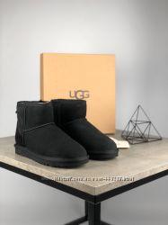 Угги Ugg Australia Classic Mini Black